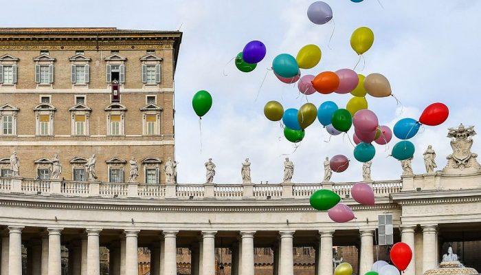 Jóvenes de la Acción Católica unidos al Papa en la «Caravana de la Paz»